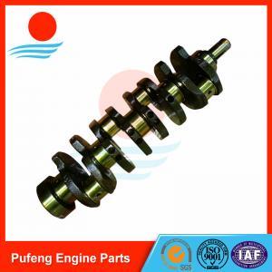 truck engine parts manufacturer 4JJ1 crankshaft 8973888280 for Isuzu