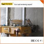 China Render Brick Block Wall Plastering Rendering Machine  Tools Thickness 4mm-30mm wholesale