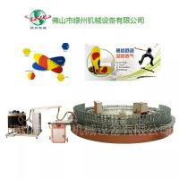 New design pu shoe soles automatic plc controlled pouring machine