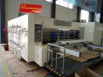 Plastic Sheet Die Cutting Machines Accurate Lateral Movement With Smooth Slotting