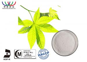 China Natural Sweet Tea Extract Sweetener Sugar Substitute 90% Rubusoside For Food And Beverage on sale