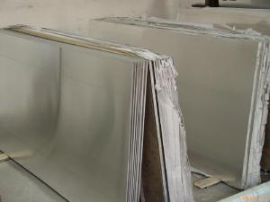 China 304 309 310 316 Custom Cut Stainless Steel sheeting / sheet for food machinery on sale