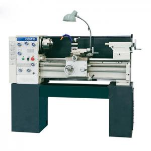 China Mini Metal Gap Bed Bench Lathe Machine CQ6130 With CE Approval Manual on sale