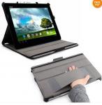 Случай кожи планшета Асус Хандгрип изготовленный на заказ для блокнота МЭ301Т 10,1» защитного