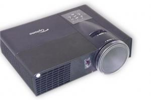 China DLP 3D Multimedia Projector on sale
