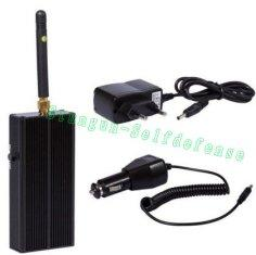 Quality 808HF Protable 2.4G Wifi/Bluetooth Signal Jammer, wireless signal isolator for sale