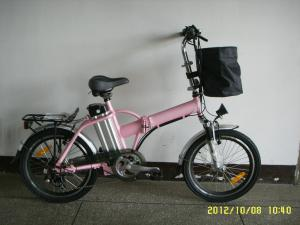 China folding bicycle e bike hotselling electric bike lithium battery 20'' pocket bike CE marked on sale
