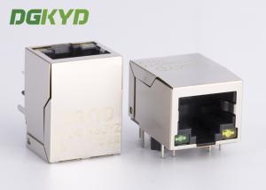 China Custom 100base RJ45 Network Port with internal transformer for CCTV camera on sale
