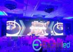 Outdoor 4.8mm Concert Led Screens Rendering Full Color 500mm * 1000mm Cabinet