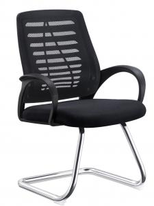 China All Mesh Heavy Duty Reception Chairs , Counter Height Office Chairs PU Cover on sale