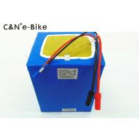 China Rechargeable 5 Amp Replacement Lithium Batteries For Electric Bikes / Motorcycle on sale