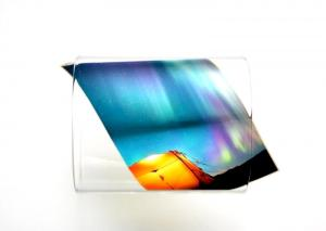 China Flexible Amoled OLED Display Panel High Brightness Full Color For Business on sale