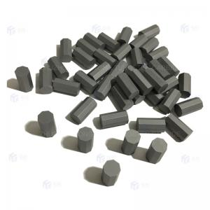 China Tungsten Carbide Core Bits Spare Parts / Carbide Octagonal Inserts on sale