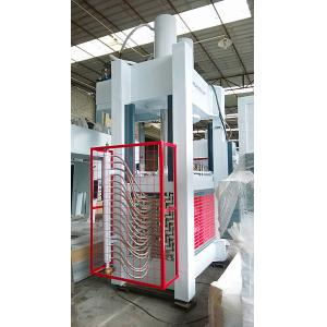 China 16 Layers Plywood Hot Press Machine Veneer Dryer Machine 280 X 2pcs Oil Cylinder on sale