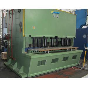 China E21S CNC Hydraulic Swing Beam Mild Steel Cutting Machine 35×2500 Desirable Efficiency on sale