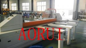 China PP / PE Plastic Sheet Extrusion Line , Box / Cup Plastic Sheet Extrusion Machine on sale