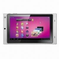 "7"" Tablet PC w/ Dual-core/AML8726/Cortex-A9/IPS Screen, 1GB/16GB, 1.5GHz Maximum, Wi-Fi, Android 4.0"