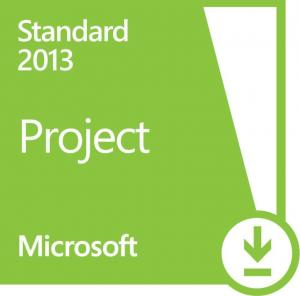 China All Languages Computer PC System Microsoft Project 2013 Standard For 1 Pc on sale