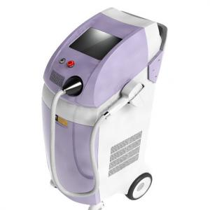 China 110V / 220V 808nm Medical Diode Laser permanent hair removal machine For Salon Skin Beauty on sale
