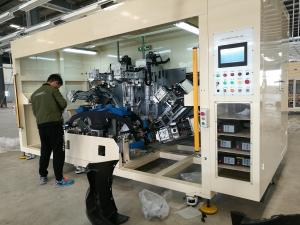 China Ultrasonic Punching and Welding Machine for Automative Front Bumper on sale