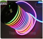 24v led neon digital light 14*26mm battery powered neon rope lights