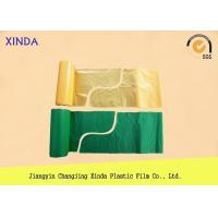 95cmx110cm 25mic Drawstring plastic garbage S folded bags medical used logo pringting