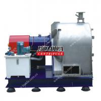 LLW Horizontal Continuous Chemical Centrifuge