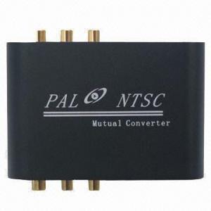 China NTSC/PAL Format Mutual Converter (Bypass), Converts All Standard AV Signal on sale