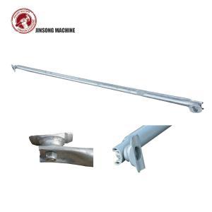 China Hot Dip Galvanized Q235 Material Scaffolding Cuplock Diagonal Brace on sale