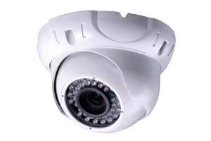China 1080P ONVIF 2.8-12mm metal dome IP Camera on sale