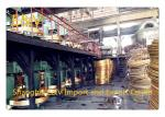Copper Continuous Casting Machine Automatic electrical wire and cable production line