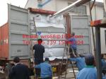 20ft PP woven dry bulk container liner for PP, PVC, PE ,PET resin