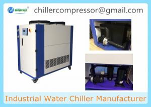 China Small Plastic Injection Machine Cooling 5hp 3 Ton Industrial Air Cooled Water Chiller on sale