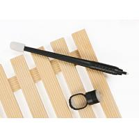 China Medical Packing Disposable Manual Tattoo Pen With Sponge & Sponge Cup on sale