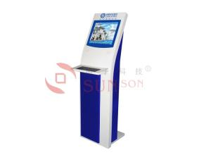 China Industrial Cold Rolled Steel Information Kiosk Multipoint Touchscreen Interactive on sale