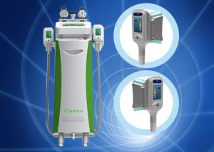 China 1800W 5 Heads 10.4inch Color Screen Cryolipolysis Slimming Machine for Body Shape Slimming Weight Loss on sale