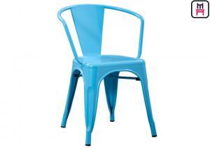 Phenomenal Steel Tolix Armchair Metal Pub Chairs Replica Tolix Dining Machost Co Dining Chair Design Ideas Machostcouk