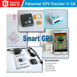 China go everywhere mini GSM GPRS GPS Personal Tracker on sale