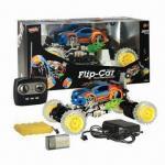 Автомобиль сальто управления по радио, соответствующий для детей 6 лет