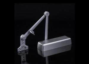 China Extra Heavy Duty Door Closer Parallel Arm Noiseless Closer Body 281*71*50 Mm on sale