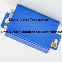 500mW 144/230/433mhz digital audio modem VHF/UHF wireless voice&data transmission rs232 digital audio transmitter