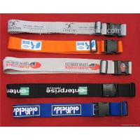 China security travel belt strap for suitcase, heavy duty belt lanyards, on sale