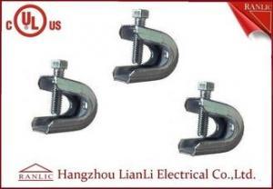 China 1 2 tornillo de la cabeza del hexágono de las colocaciones del canal del puntal de la estructura C de la abrazadera del haz de acero on sale