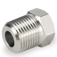 China Hex Reducing Bushing Stainless steel Pipe Fittings 316/316L High Pressure on sale