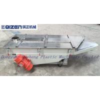Customized Single Deck Vibrating Screen , Raw Material Screening Equipment