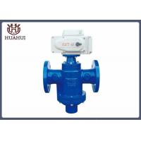 China Ductile Iron Electronic Flow Control Valve , Self Operated Control Valve 24 Inch on sale