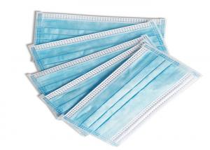China Disposable Surgical Face Masks Skin Friendly Bottom Non Woven Material on sale