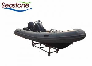 China Sea Hull Inflatable Boats 8 Persons Weather Resistant Partially Expandable on sale