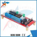 Arduinoのための4 DCモーター運転者モジュール、SMT L293Dの破片4WD車L293Dモジュール