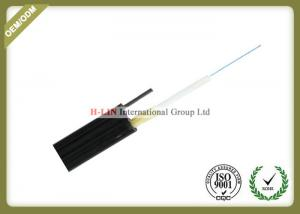 China GYXTC8Y Figure 8 Fiber Optic Cable, Steel Wire Self Supporting Aerial Cable on sale